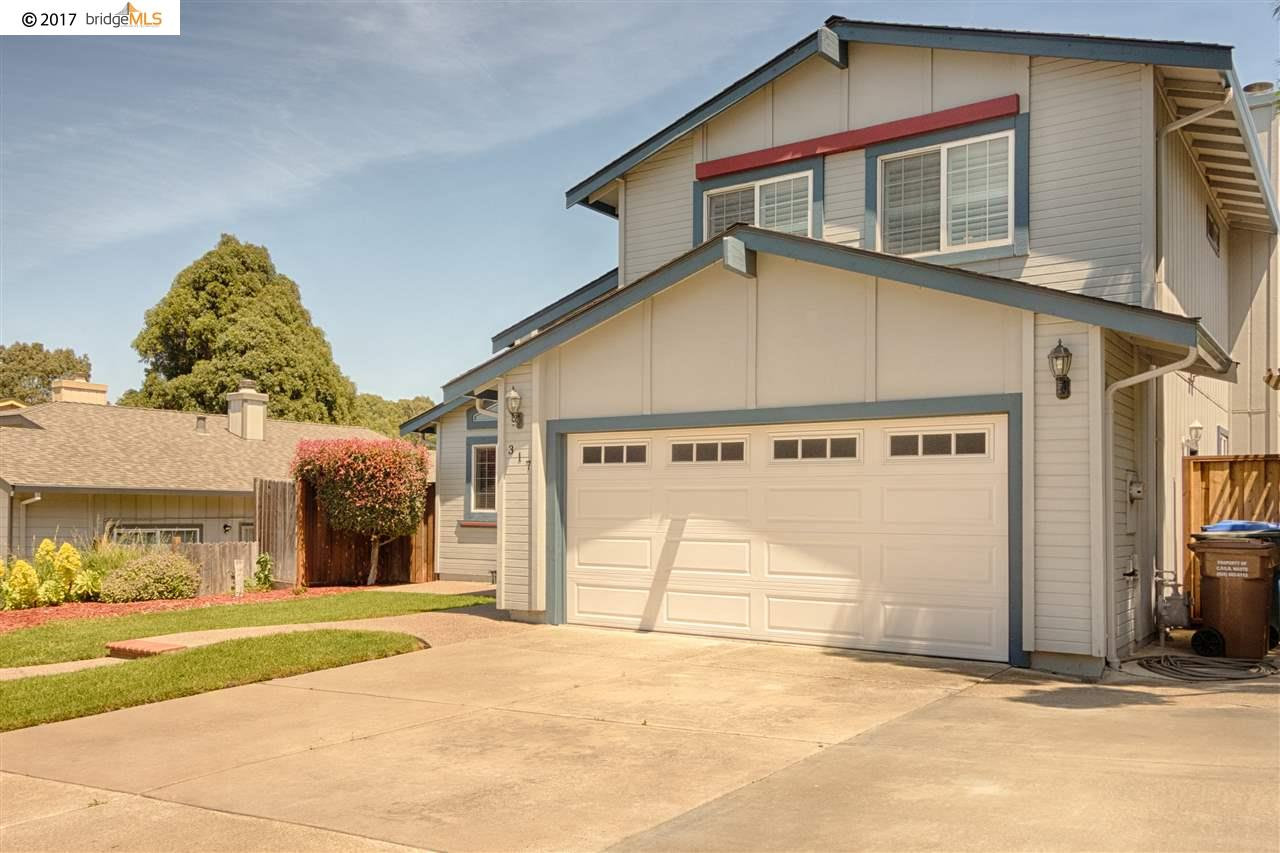 Casa Unifamiliar por un Venta en 317 Margaret Court Bay Point, California 94565 Estados Unidos