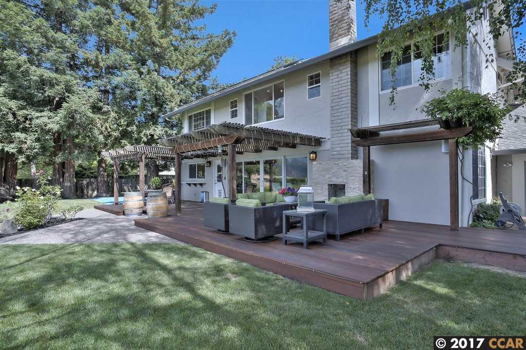 Additional photo for property listing at 2674 Bridle Lane  Walnut Creek, California 94596 United States