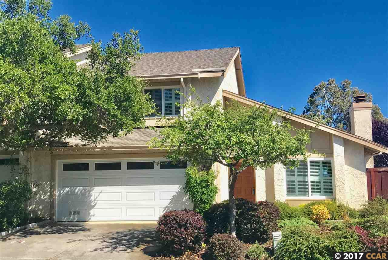 Single Family Home for Sale at 539 Mesa Verde Place Pleasant Hill, California 94523 United States