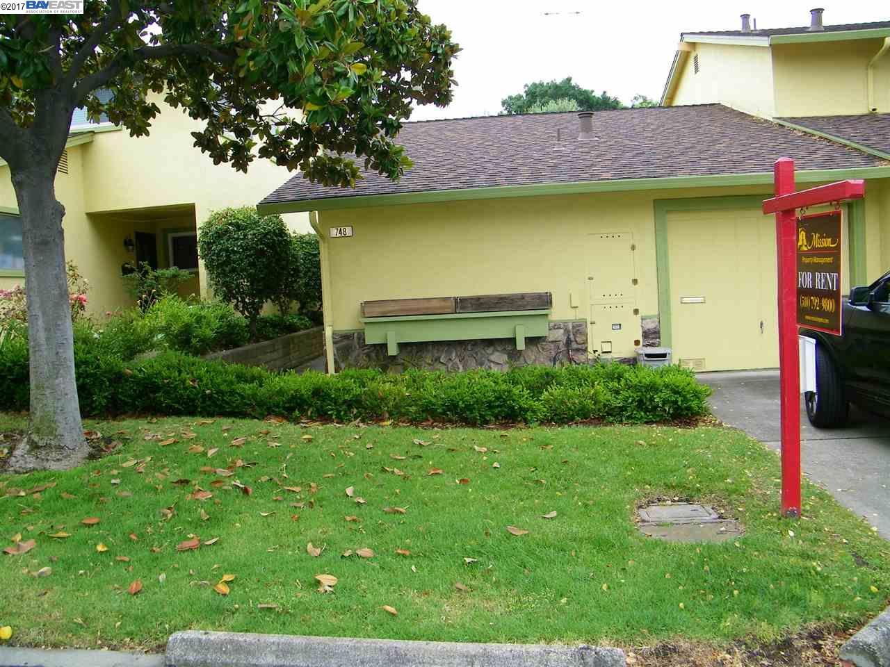 Eigentumswohnung für Mieten beim 748 Gallegos Ter Fremont, Kalifornien 94539 Vereinigte Staaten