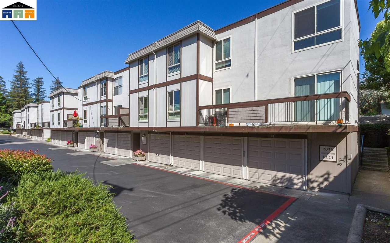 Condominium for Sale at 2036 Sierra Concord, California 94518 United States