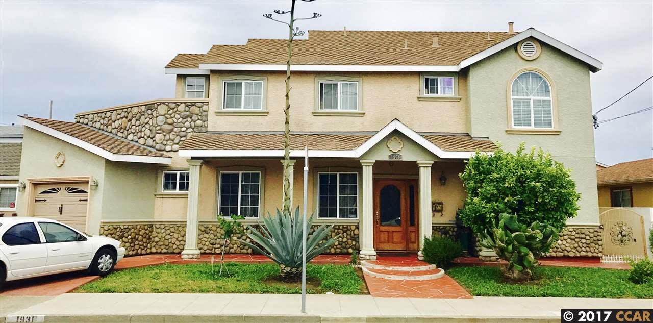 Additional photo for property listing at 1931 Mason Street  San Pablo, California 94806 United States