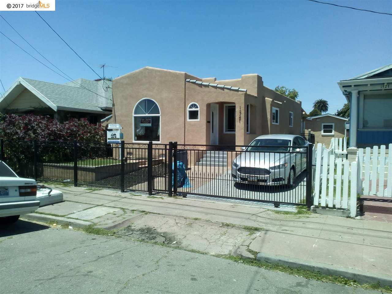 Additional photo for property listing at 1721 68Th Avenue  Oakland, Californie 94621 États-Unis