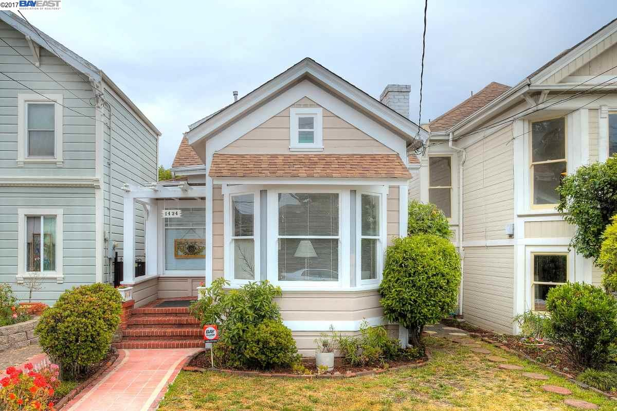 Additional photo for property listing at 1424 St. Charles  Alameda, 加利福尼亞州 94501 美國