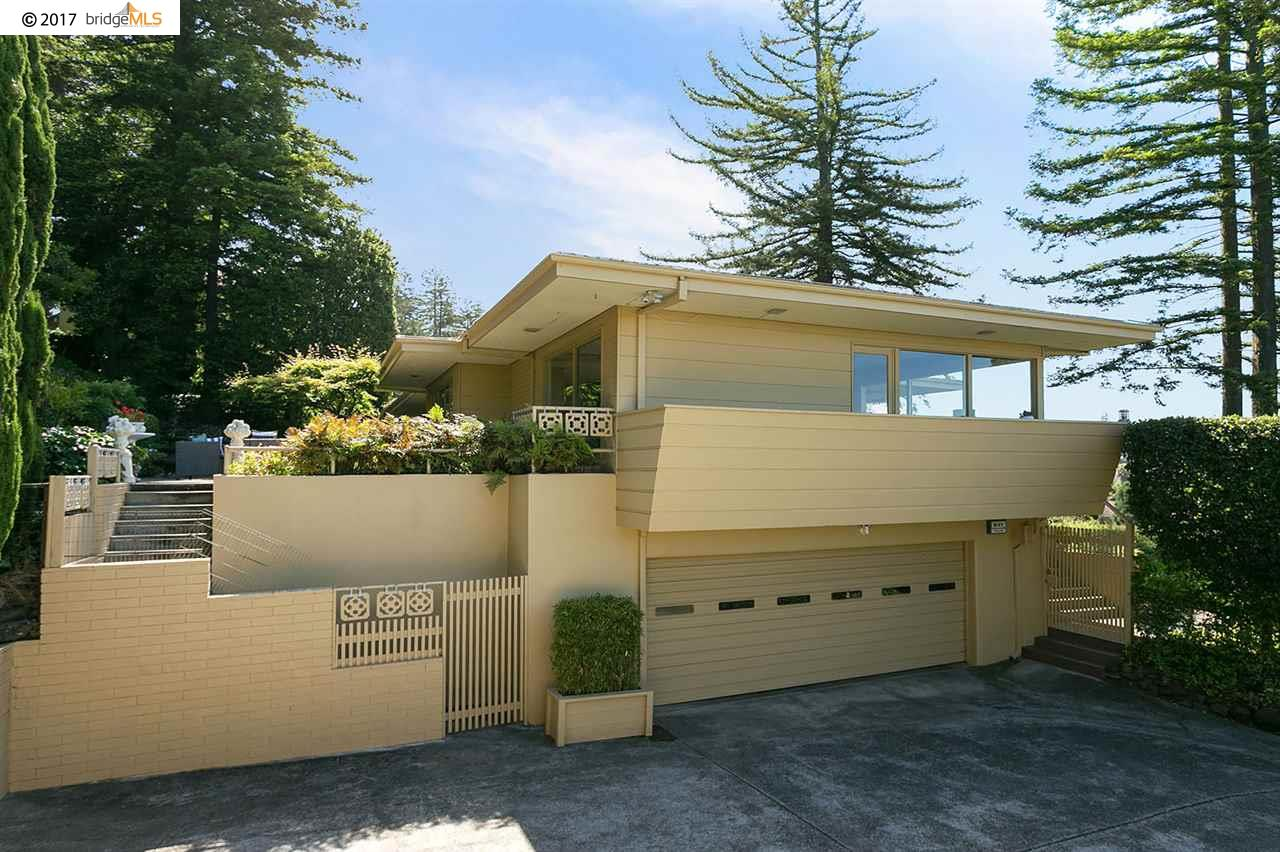Additional photo for property listing at 6134 Wood Drive  Oakland, Калифорния 94611 Соединенные Штаты
