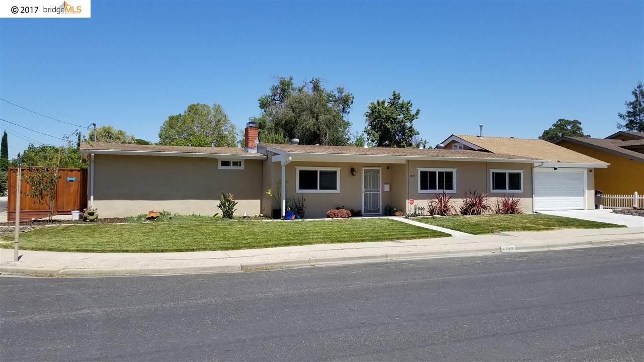 2749 Westgate Ave, CONCORD, CA 94520