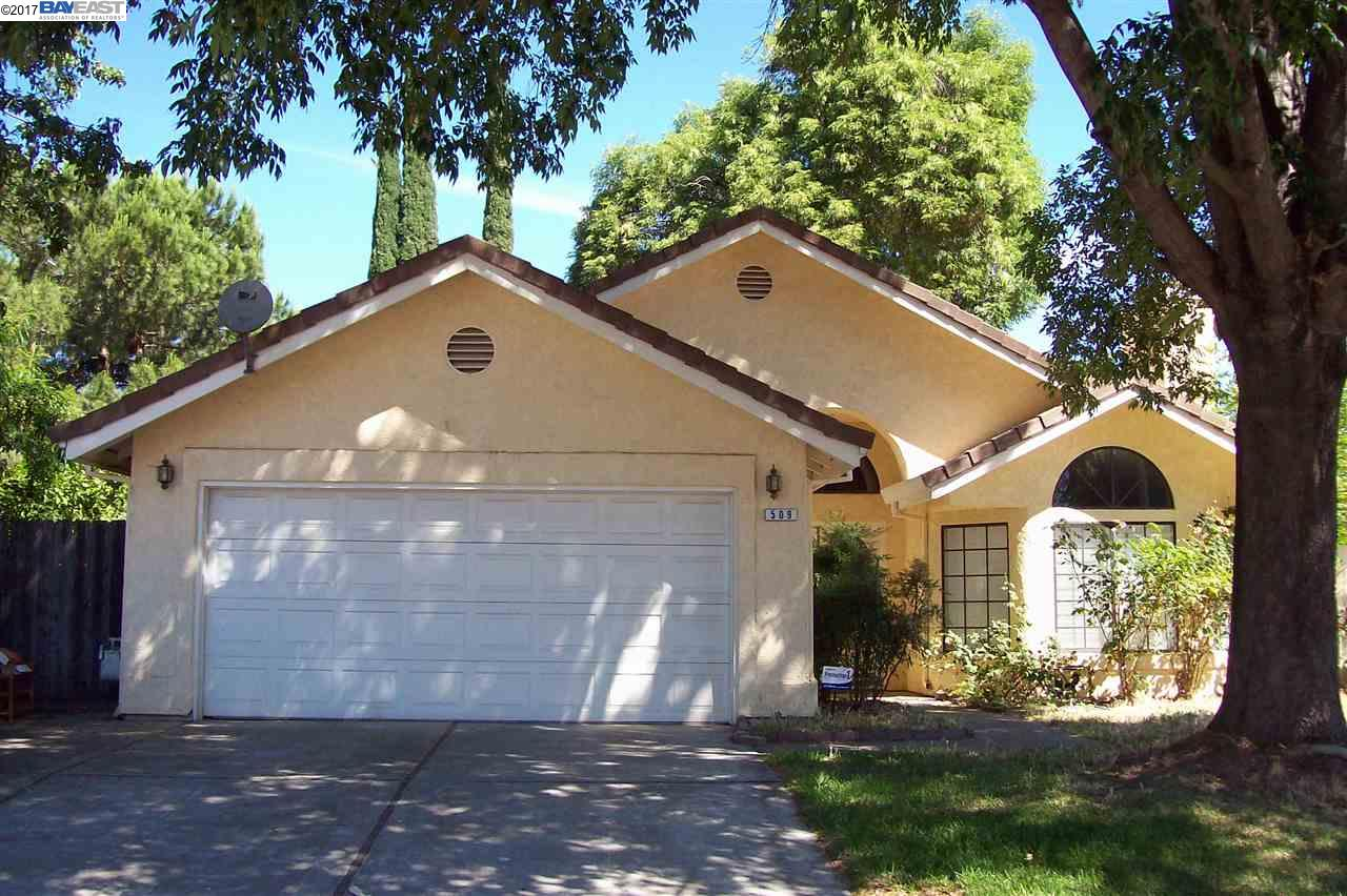 Single Family Home for Sale at 509 Finster Street Patterson, California 95363 United States