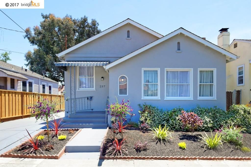 237 Garcia Ave, SAN LEANDRO, CA 94577