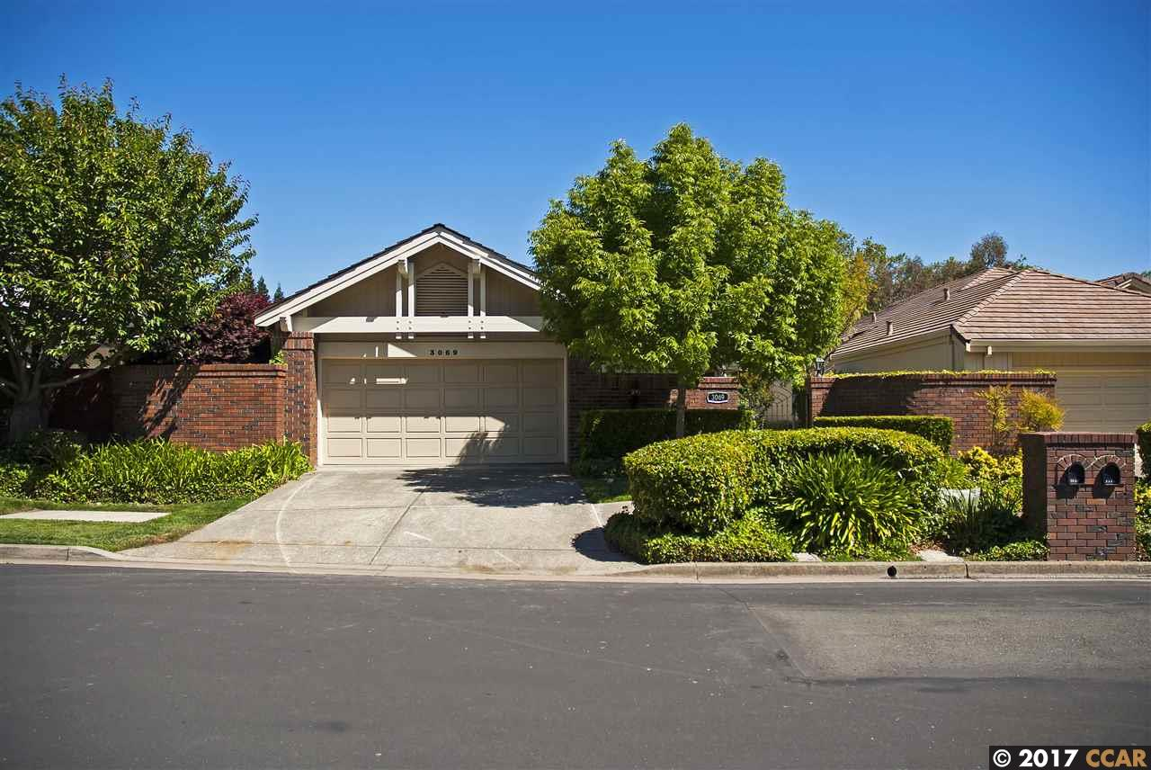 Single Family Home for Sale at 3069 LIVE OAK COURT Danville, California 94506 United States