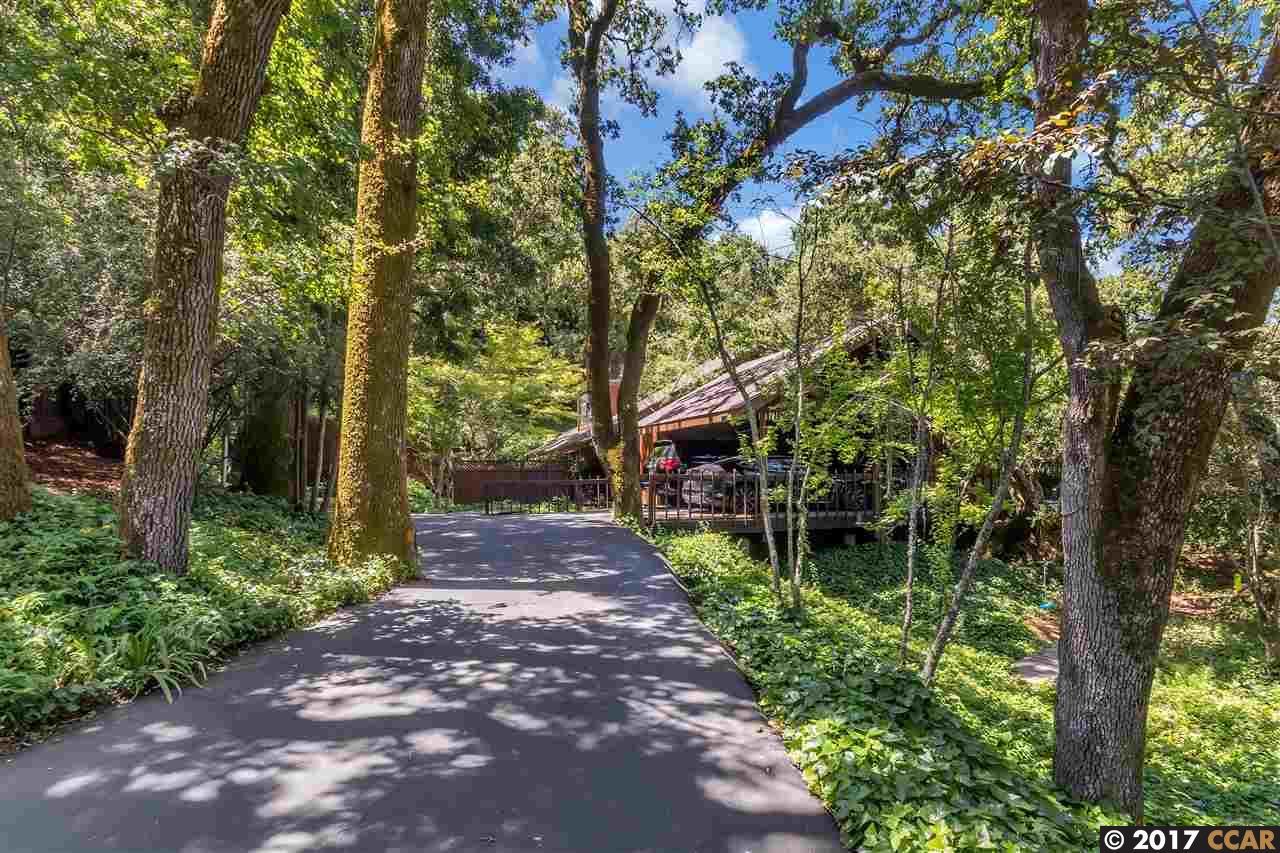 واحد منزل الأسرة للـ Rent في 292 Moraga Way Orinda, California 94563 United States