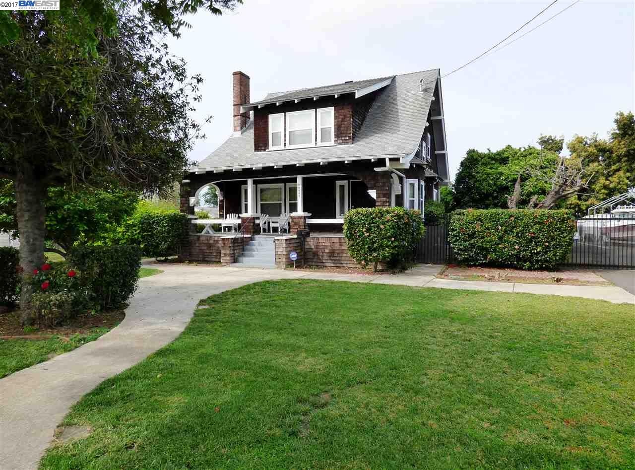 Single Family Home for Sale at 24805 Whitman Street Hayward, California 94544 United States