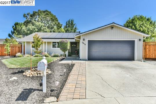 Additional photo for property listing at 1817 Concord Court  Concord, カリフォルニア 94521 アメリカ合衆国