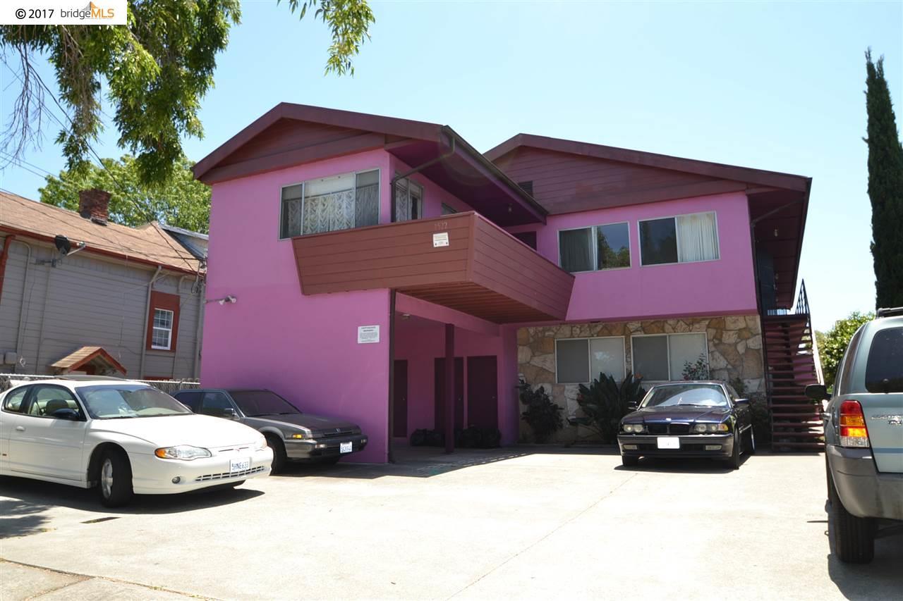 1522 Woolsey Street, BERKELEY, CA 94703