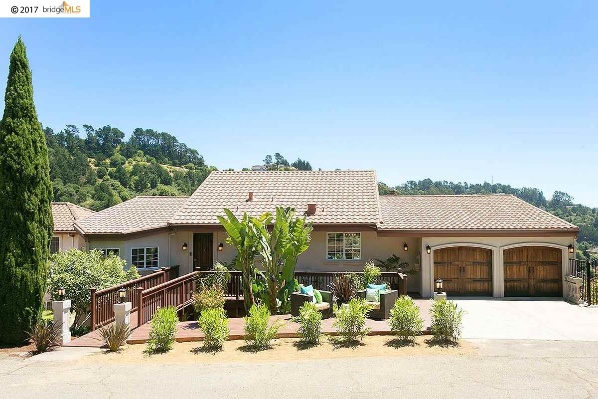 Single Family Home for Sale at 7100 WESTMOORLAND DRIVE Berkeley, California 94705 United States