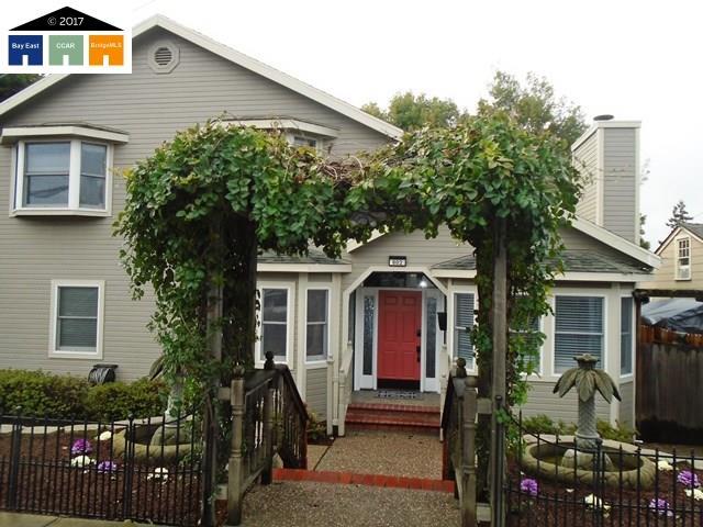 Maison unifamiliale pour l Vente à 802 W K Street Benicia, Californie 94510 États-Unis