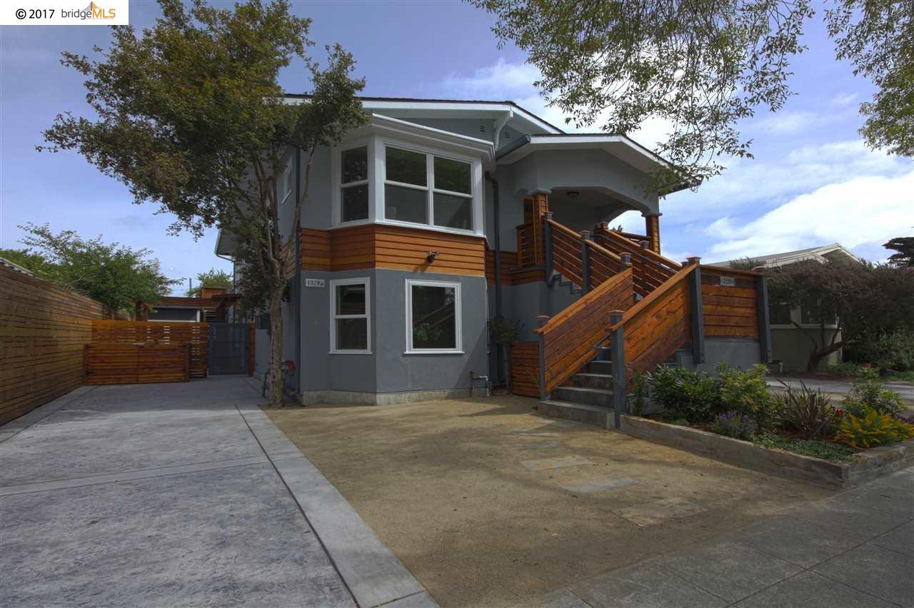 1329 66th, BERKELEY, CA 94702