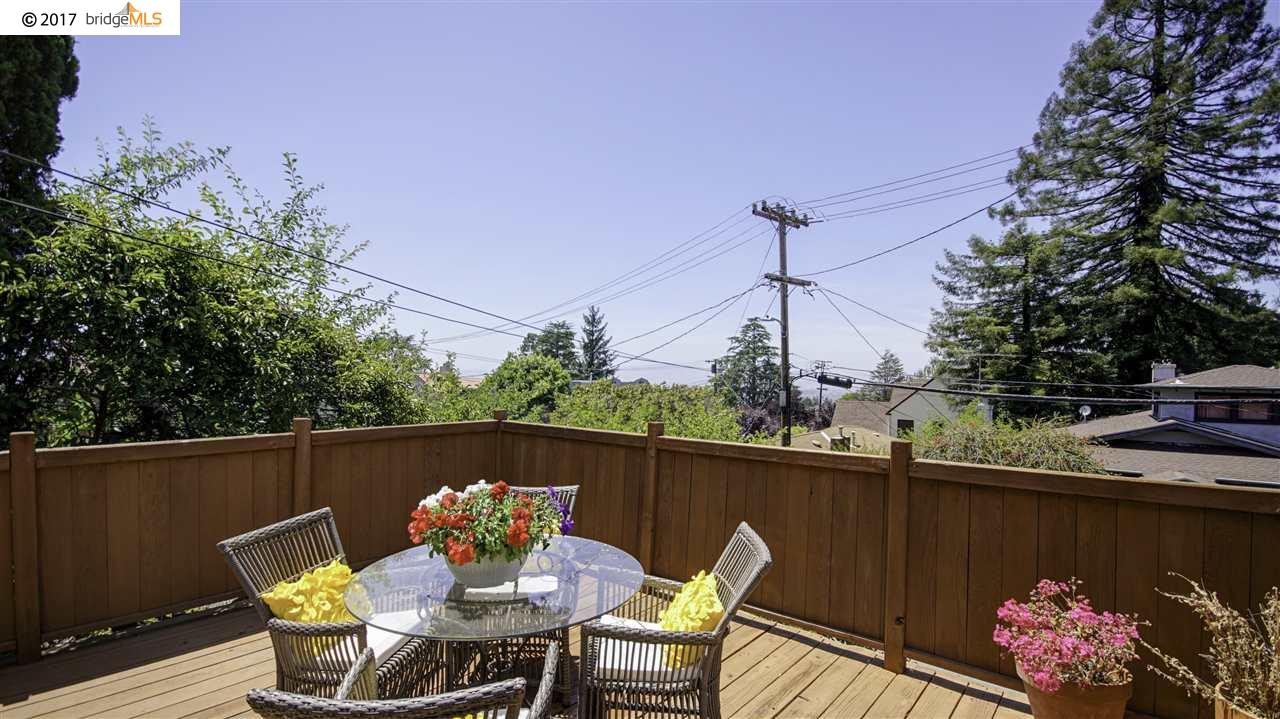 Additional photo for property listing at 10 Florida Avenue  Berkeley, California 94707 United States