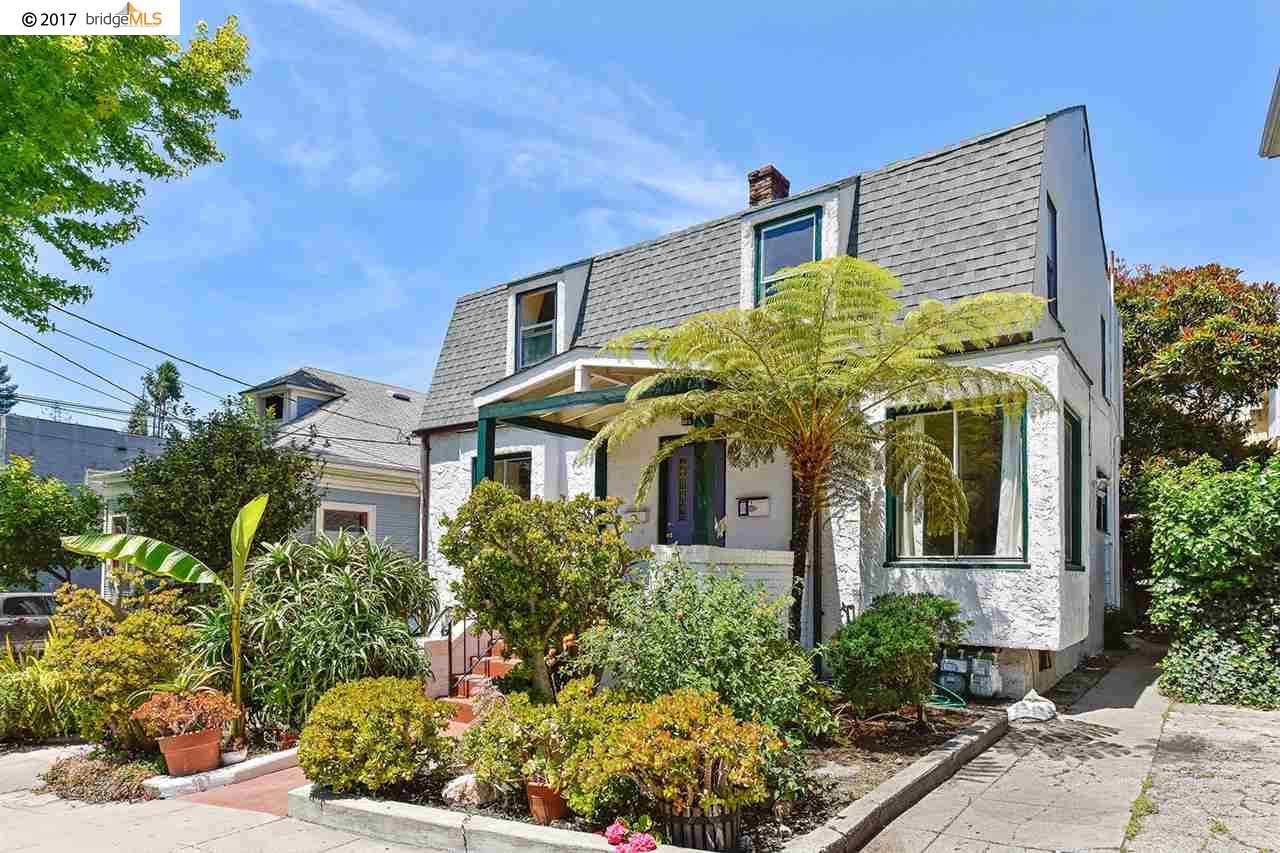 1943 Rose St., BERKELEY, CA 94709