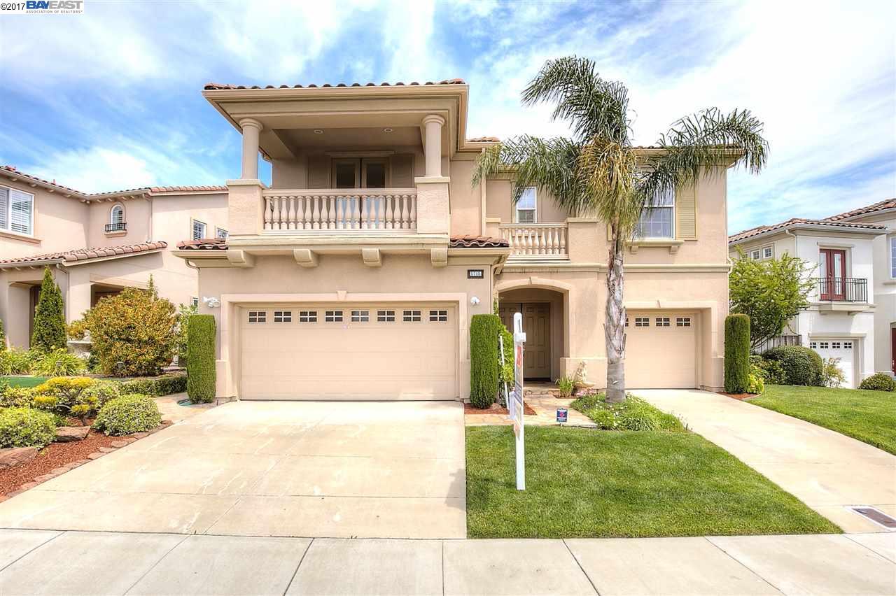 Частный односемейный дом для того Продажа на 5715 W COG HILL TER Dublin, Калифорния 94568 Соединенные Штаты
