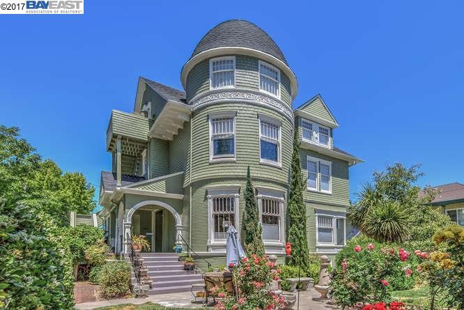 Casa Unifamiliar por un Venta en 1501 Central Avenue Alameda, California 94501 Estados Unidos