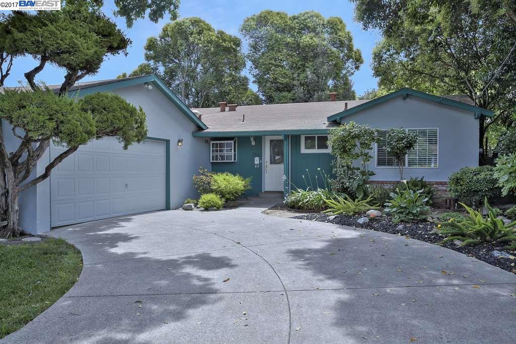 1560 Nicholas Drive, CONCORD, CA 94520