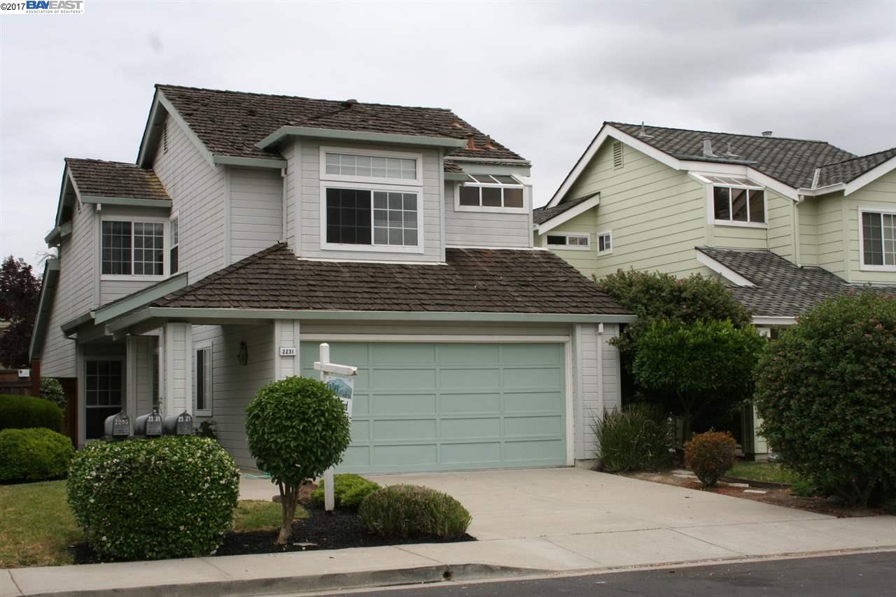 واحد منزل الأسرة للـ Sale في 2231 Oakland Avenue Pleasanton, California 94588 United States