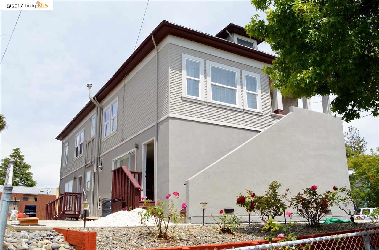 Casa Unifamiliar por un Venta en 4552 San Carlos Avenue Oakland, California 94601 Estados Unidos
