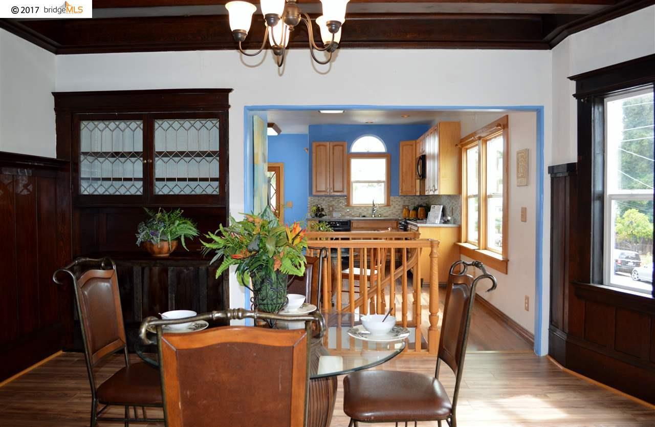Additional photo for property listing at 4552 San Carlos Avenue  Oakland, California 94601 Estados Unidos