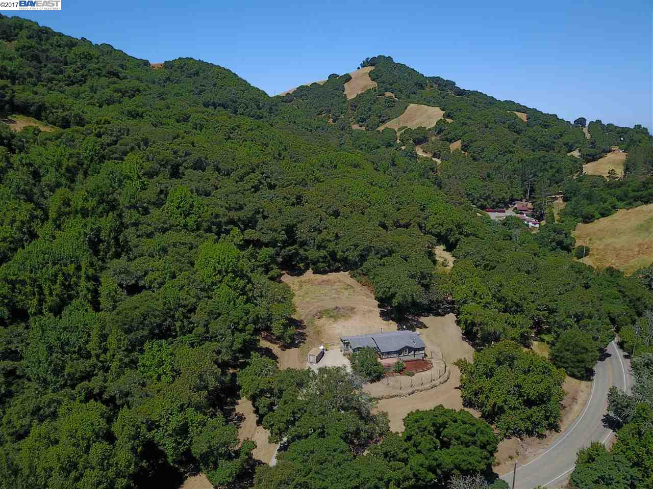 Land for Sale at 33803 Palomares Road Castro Valley, California 94552 United States