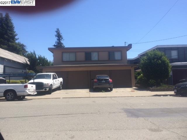 Многосемейный дом для того Продажа на 310 Albion Avenue San Lorenzo, Калифорния 94580 Соединенные Штаты