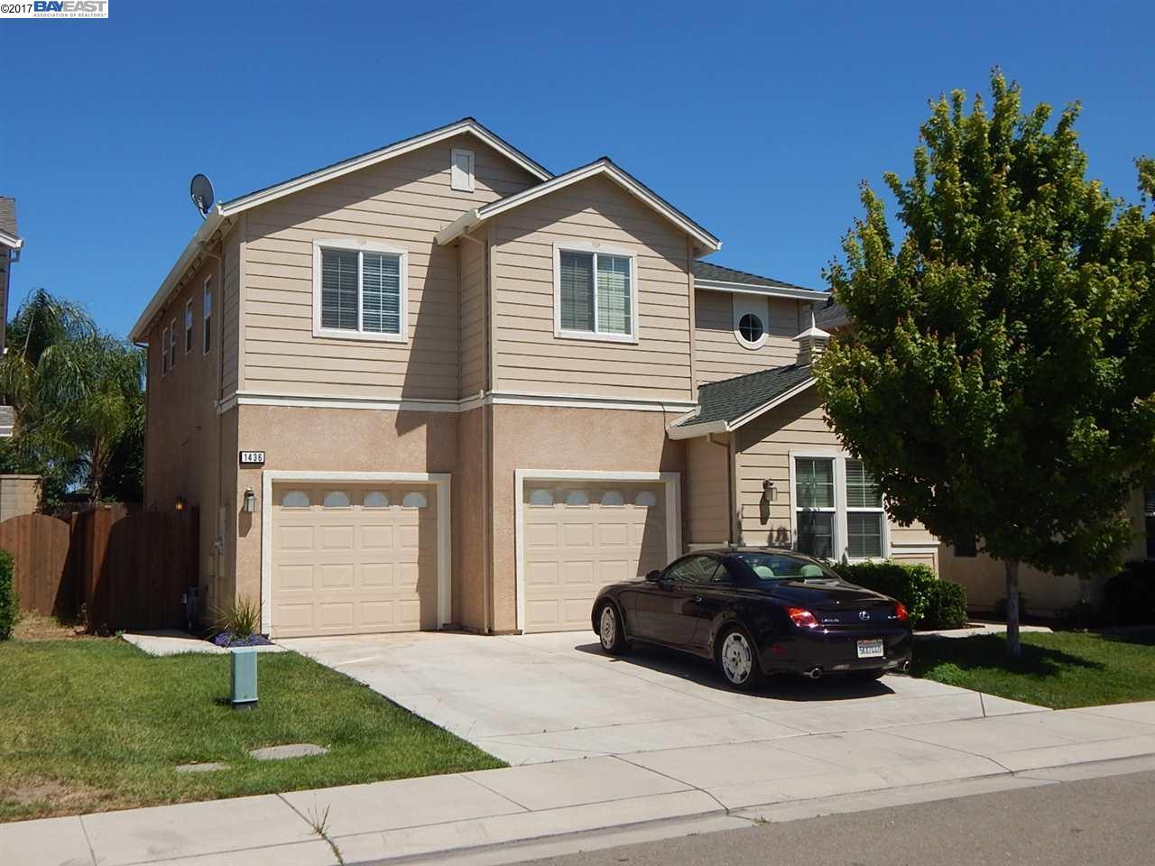 一戸建て のために 売買 アット 1436 Summerwind Lane Manteca, カリフォルニア 95337 アメリカ合衆国