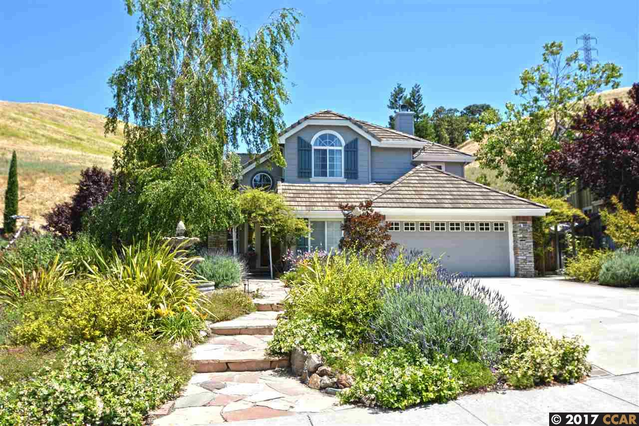 Single Family Home for Sale at 3083 Windmill Canyon Drive Clayton, California 94517 United States