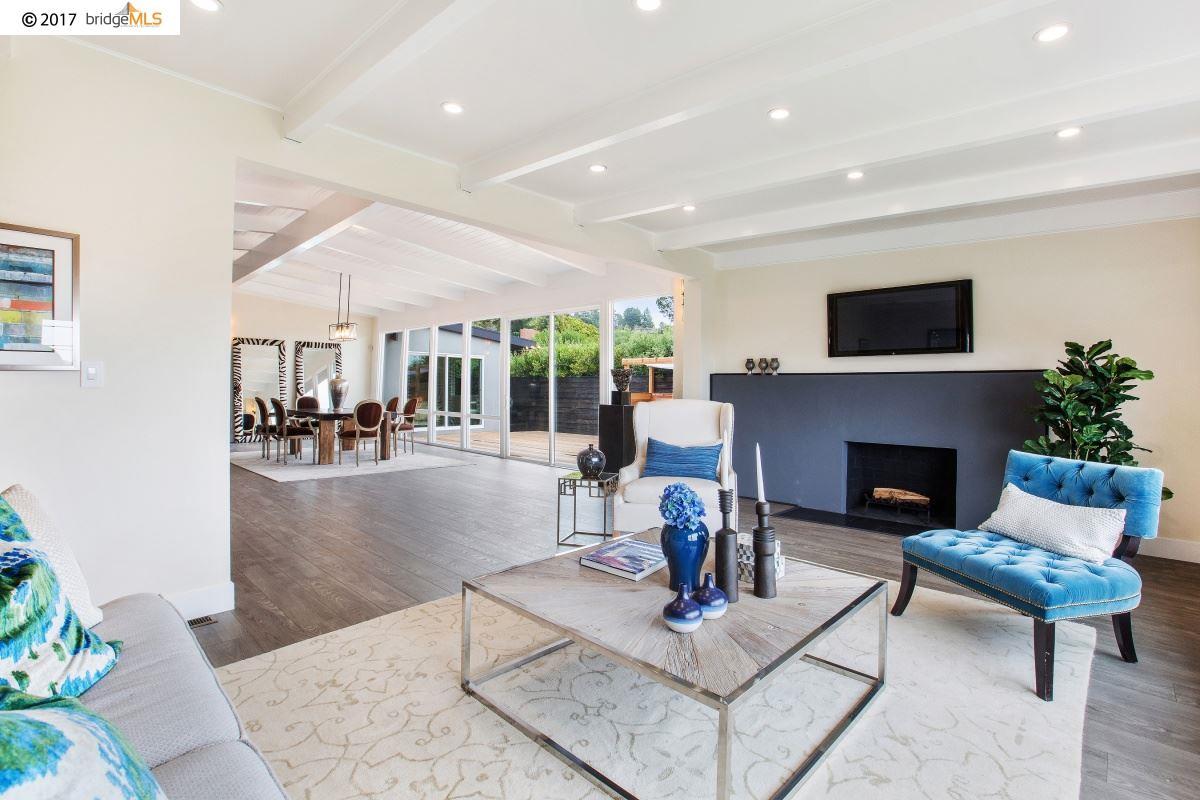 獨棟家庭住宅 為 出售 在 23 Franciscan Way Kensington, 加利福尼亞州 94707 美國