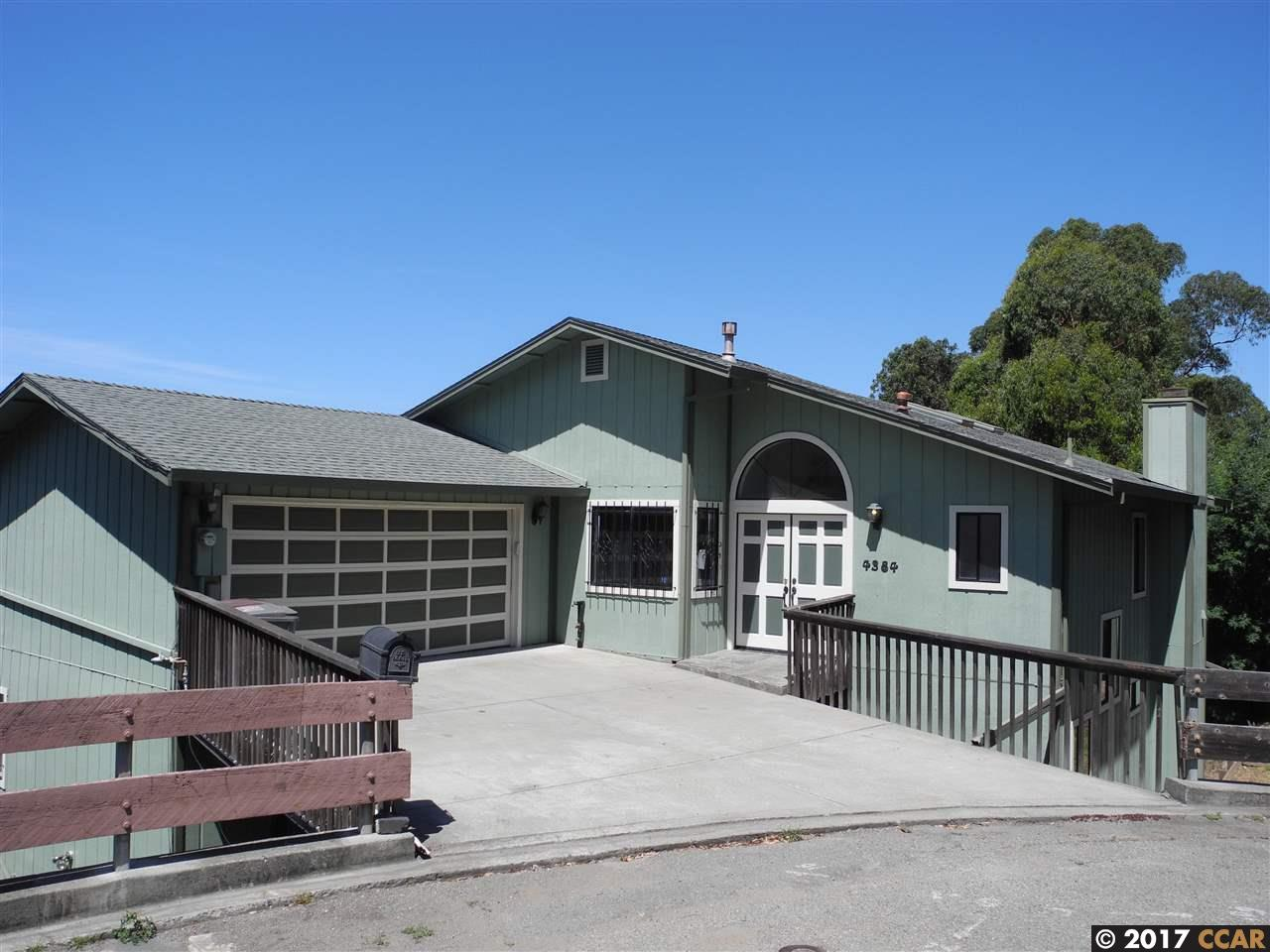 4384 Redwood Rd, OAKLAND, CA 94619