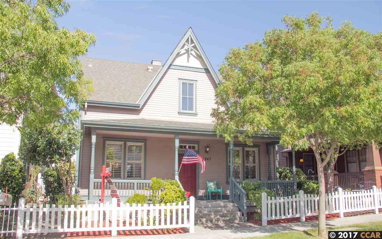 1247 Earnest Street, HERCULES, CA 94547
