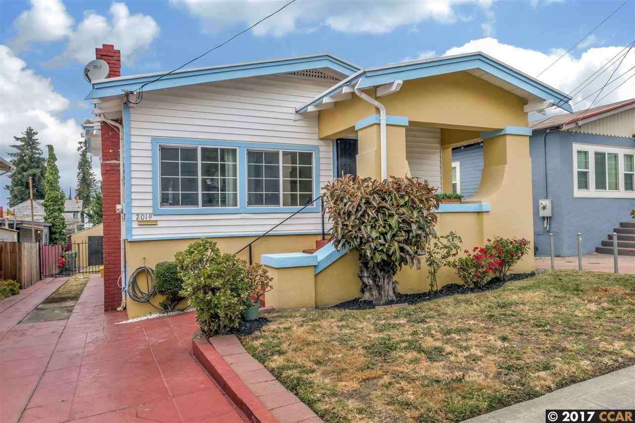 獨棟家庭住宅 為 出售 在 2019 46th Avenue Oakland, 加利福尼亞州 94601 美國