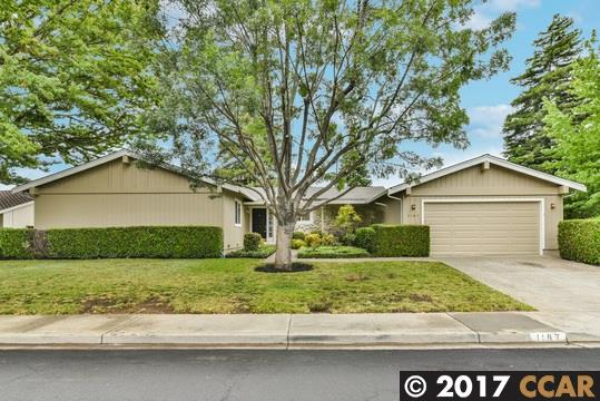 1187 Via Doble, CONCORD, CA 94521