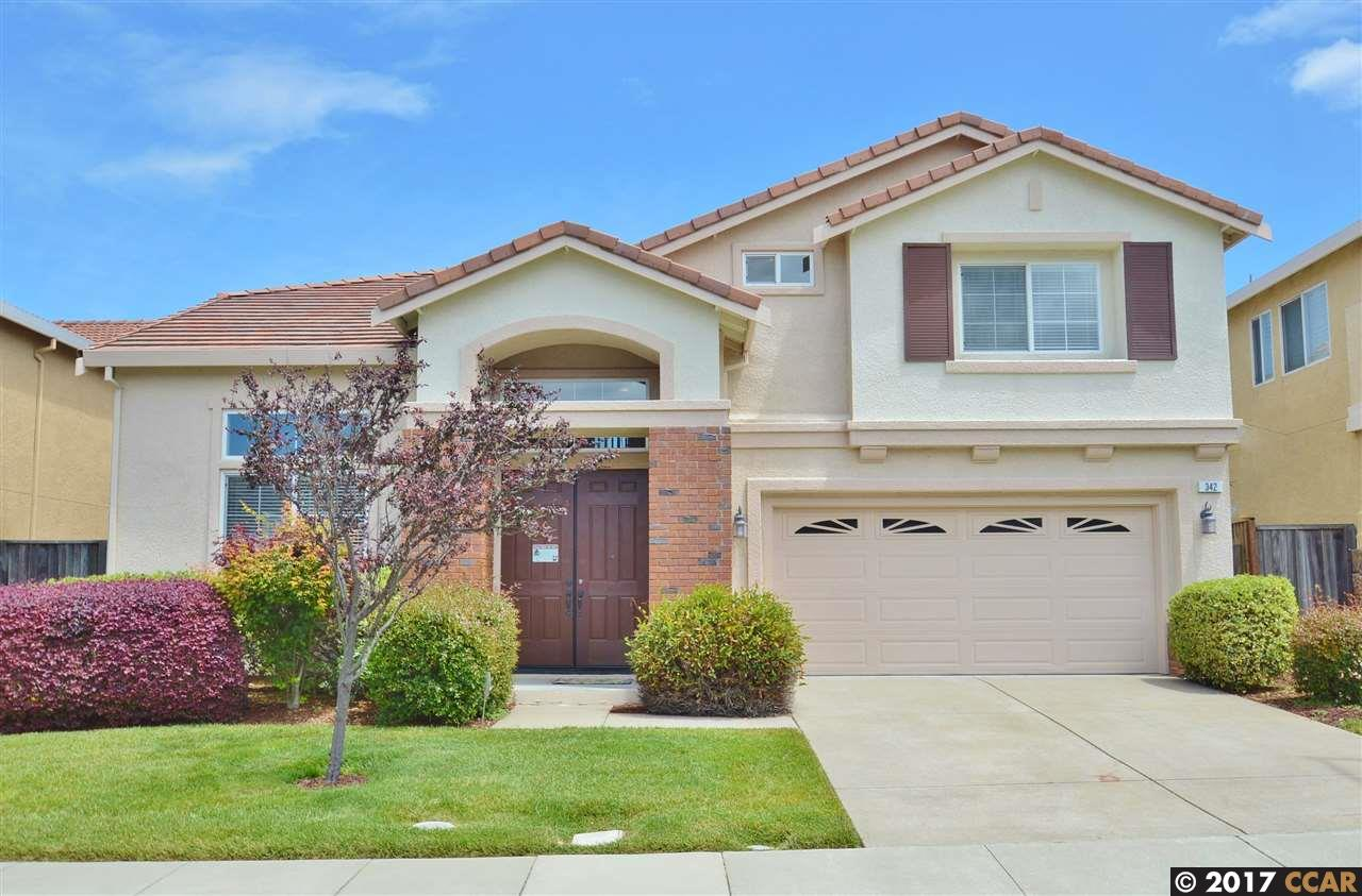 Additional photo for property listing at 342 Hawk Ridge Drive  Richmond, Kalifornien 94806 Vereinigte Staaten