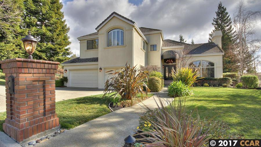 واحد منزل الأسرة للـ Rent في 4620 Kingswood Drive Danville, California 94506 United States