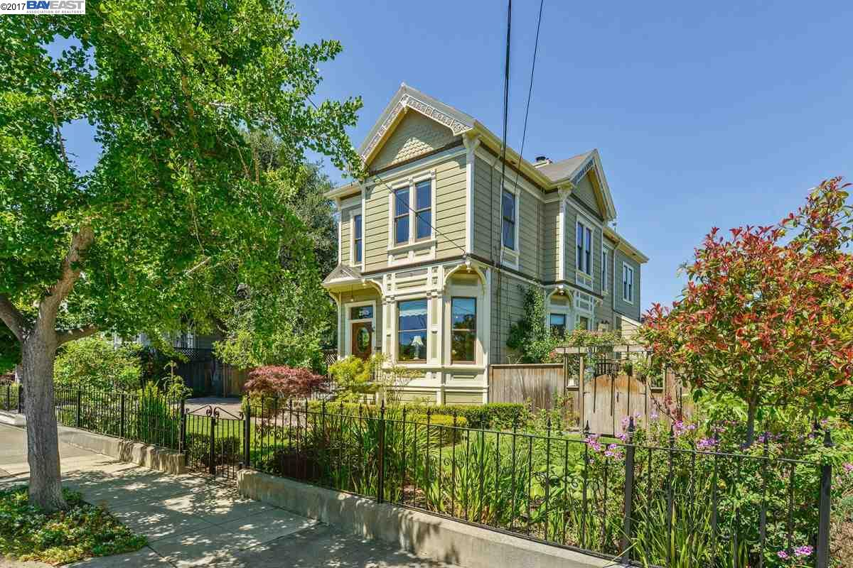 Single Family Home for Sale at 2969 Johnson Avenue Alameda, California 94501 United States