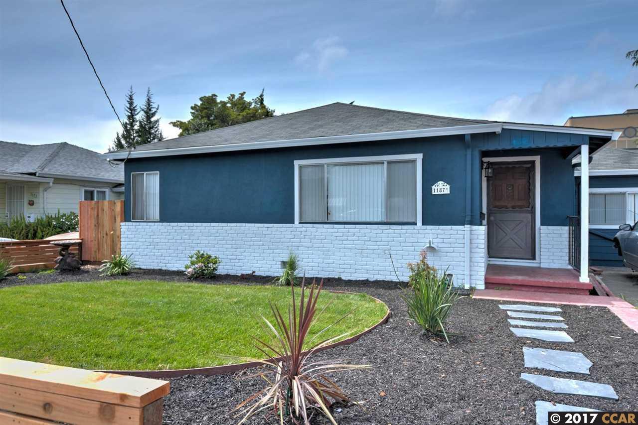 1187 139Th Ave, SAN LEANDRO, CA 94578