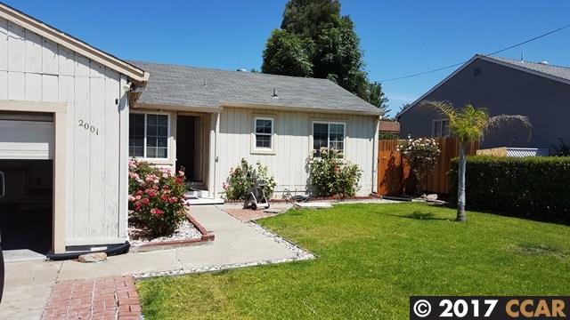 Maison unifamiliale pour l à louer à 2001 Woodland Drive Antioch, Californie 94509 États-Unis