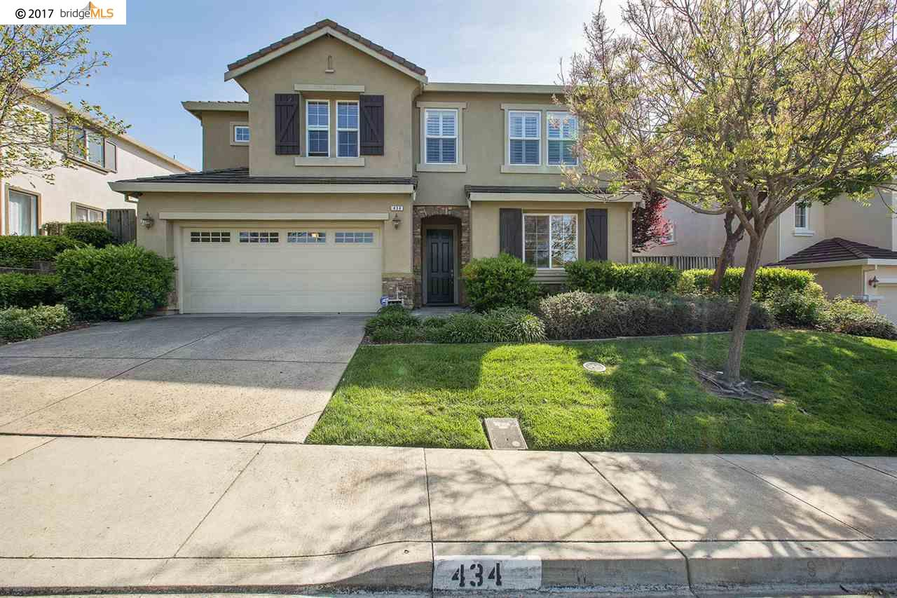 434 WOOD GLEN DR, RICHMOND, CA 94806