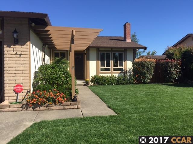 148 Morello Heights Drive, MARTINEZ, CA 94553