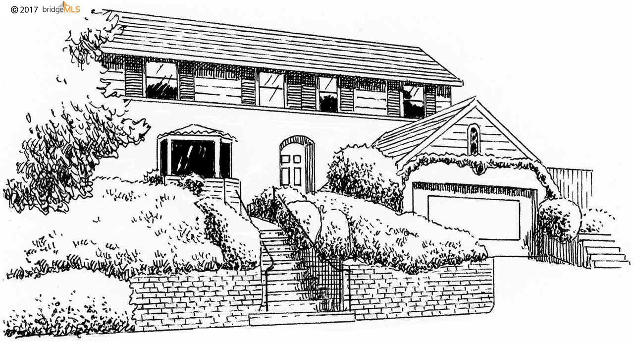 Einfamilienhaus für Mieten beim 345 Scenic Avenue Piedmont, Kalifornien 94611 Vereinigte Staaten