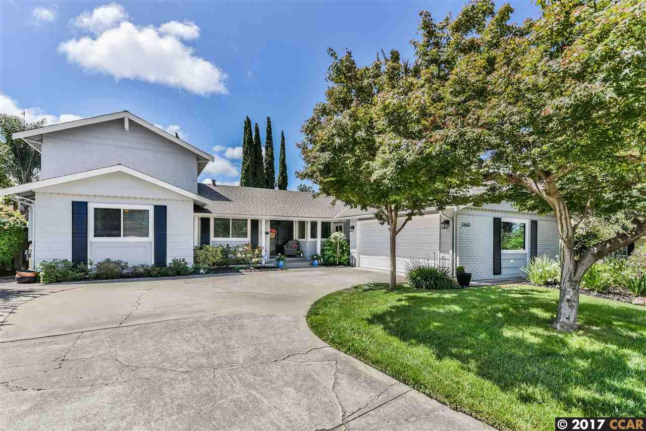 3443 Cassena Dr, WALNUT CREEK, CA 94598