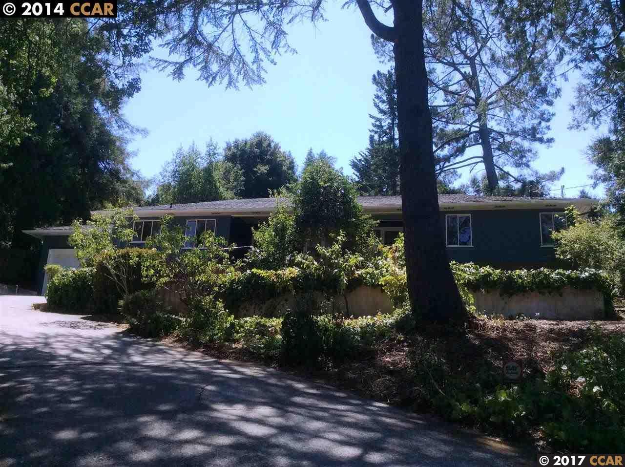 واحد منزل الأسرة للـ Rent في 173 CAMINO PABLO Orinda, California 94563 United States