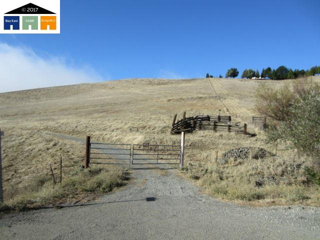 Land for Sale at MORGAN TERRITORY Road Livermore, California 94551 United States