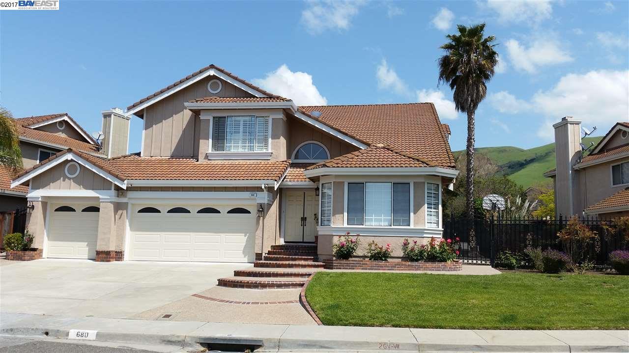 Einfamilienhaus für Mieten beim 680 BOAR CIRCLE Fremont, Kalifornien 94539 Vereinigte Staaten