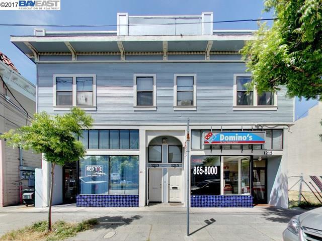 Multi-Family Home for Sale at 1213 Lincoln Avenue Alameda, California 94501 United States